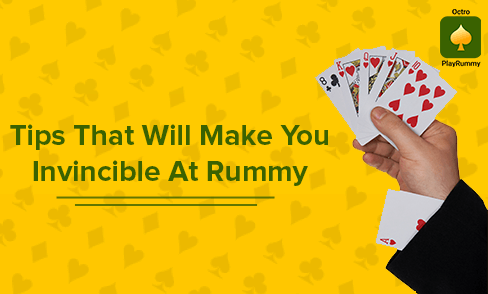 Rummy Tips - How To Invincible in Every Rummy Game