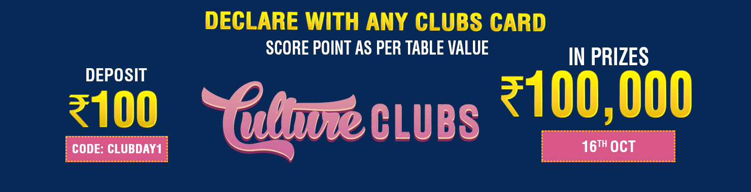 Culture Clubs Leaderboard Contest