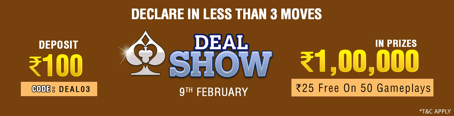 Deal Show Leaderboard