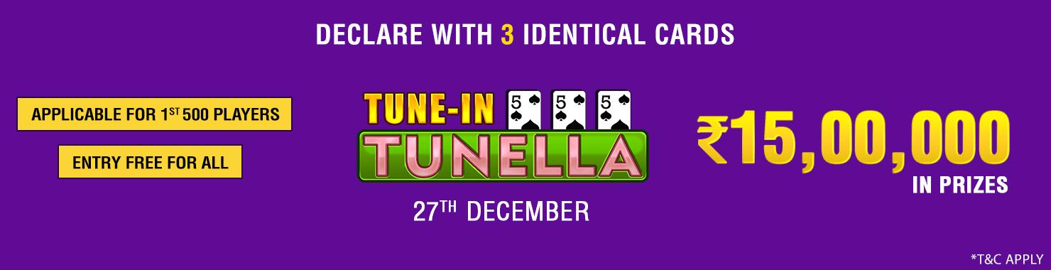 Tunnela Thursday